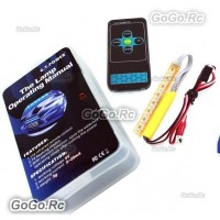 GT Power The Lamp Operation Manual Remote Control Light For RC Car GT034