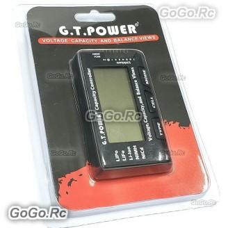 GT Power Version 2 Digital Battery Guard Voltage Capacity, Balance, Views GT036