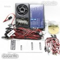 GT POWER Lighting And Voice Vibration System For 4WD Tamiya Tractor Truck Rc Car