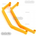 450 Yellow Landing Skid For Trex T-Rex 450 V2 Helicopter (H12041-2)