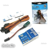 Eagle A3 V2 3 Axis RC Fixed-Wing Airplane Gyro Flight Stabilization Controller