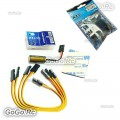 Eagle A3-L V2 3-Axis Gyro RC Fixed-Wing Airplane Flight Stabilization Controller