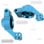 102012(02013) Blue Rear Hub Carrier (L/R) For HSP 1/10 On-Road Car/Buggy/Truck