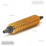 Gold Fuel Tank Air Cooler For HSP RC 18 Model Car Parts Nitro Engine