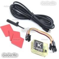 3 Axis Gyro KBAR V2 5.3.4 PRO K8 Flybarless Stabilization System FBL 450 500 550