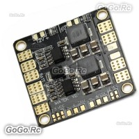 Matek Mini Power Hub Power Distribution Board PDB with BEC 5V & 12V for QAV FPV