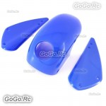 Canopy Shell Hood Cover For Robocat 270 270mm Racing Quadcopter Frame Blue
