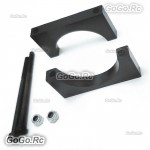 1 Pcs Aluminum 40mm Carbon Fiber Arm Pipe Clamp for Drone Quadcopter Hexacopter