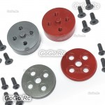 Quick Release Propeller Base Mount With Screws CW & CCW for 12-18 Inch Propeller