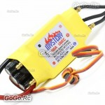 Mystery Cloud 100A Brushless ESC 2-6s With Water Cooling For Boat VER 2.1