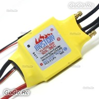 50A Brushless ESC Mystery Cloud 50 APM BEC With Water Cooling For Boat VER 2.1