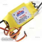 Mystery Cloud 70A Brushless ESC 2-6s With Water Cooling For Boat VER 2.1