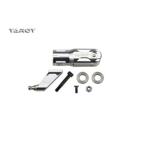 Tarot Metal Main Rotor Holder Silver For Tarot 550 RC Helicopter - MK55010