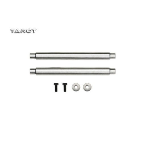 2 Pcs Tarot Feathering Shaft For Tarot 550 RC Helicopter - MK55018