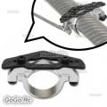 Tarot Metal Horizontal Wing Fixed Seat Mount U Shaped Seat LOGO 550 MK5503