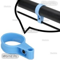 Tarot 22MM Tail Servo Lever Fixing Ring Blue LOGO 550 Helicopter MK5505-02