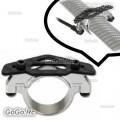 Tarot Metal Horizontal Wing Fixed Seat Mount U Shaped Seat LOGO 600 MK6003