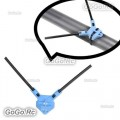 Tarot Blue Antena Mount Set For 550 600 Rc Helicopter
