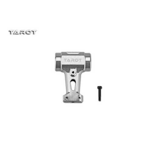 Tarot Metal Main Rotor Housing Silver For Tarot 550/600 RC Helicopter - MK6033