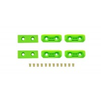 Plastic Servo Plate Green For The TAROT 550 600 Helicopter - MK6049C
