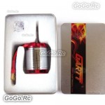 Gartt 1220KV Brushless Motor Red With Box For Trex 550 600 RC Helicopter - MT-043