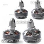 4 Pcs GARTT ML2204S 2300KV CW & CCW Brushless Motor For Multirotor Quadcopter