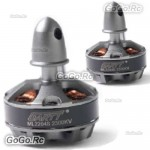2 Pcs GARTT ML2204S 2300KV CW Brushless Motor For Multirotor Quadcopter - MT-082