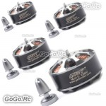 4 Pcs GARTT ML4112 320KV Brushless Motor For RC Multirotor Quadcopter - MT-086
