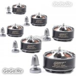 6 Pcs GARTT ML4112 320KV Brushless Motor For RC Multirotor Quadcopter - MT-086