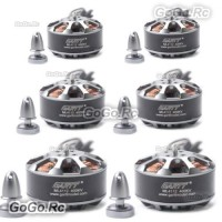 6 Pcs GARTT ML4112 400KV Brushless Motor For Multirotor Quadcopter Drrone MT-087
