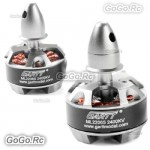 2 Pcs GARTT ML2206S 2400KV Brushless Motor CW&CCW For Mini Multirotor Quadcopter