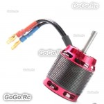 Globin V380 1000KV Motor Red For SAB GLOBIN 380 RC Helicopter - MT-098