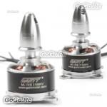 2 Pcs GARTT ML1306 3100KV CW & CCW Brushless Motor For Multirotor Quadcopter