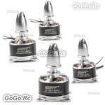4 Pcs GARTT ML1306 3100KV CW & CCW Brushless Motor For Multirotor Quadcopter
