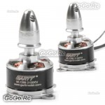 2 Pcs GARTT ML1306 3100KV CCW Brushless Motor For Multirotor Quadcopter - MT-101