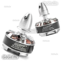 2 Pcs GARTT ML2205S 2300KV CW & CCW Brushless Motor For Multirotor Quadcopter
