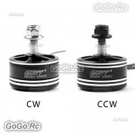 2 Pcs GARTT QE2204 2300KV Brushless Motor CW & CCW For 210 250 300 FPV Drone