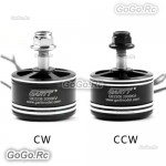 2 Pcs GARTT QE2206 2000KV Brushless Motor CW & CCW For 210 250 300 FPV Drone