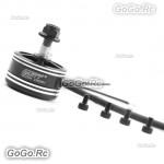 GARTT QE2204 2300KV Brushless Racing Motor CCW For 210 250 300 FPV Drone MT-105