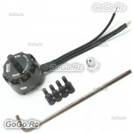 EMAX Cooling MT2208 II 2000KV CCW Brushless Motor for 250 280 Drone CW Thread NB