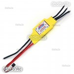 Mystery Cloud 80A Brushless Without BEC ESC For RC Speed Controller Airplane