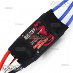 Mystery Fire Dragon 40A Brushless ESC RC Speed Controller 3A BEC for Airplane