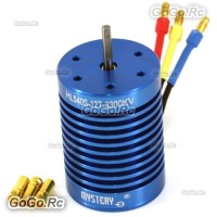 MYSTERY 12T 3300KV Brushless Motor for 1/10 RC Model Car Truck