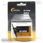 Corona R14FA FASST Compatible 2.4Ghz 14Ch Receiver For FUTABA Transmitter