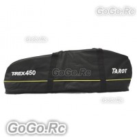 Tarot Duty Heli CARRY BAG / BLACK for T-REX 450 480 Helicopter  (RH3002)