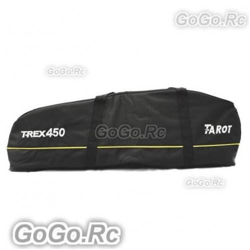 BLACK for T-REX 450 480 Helicopter Tarot Duty Heli CARRY BAG TL3002