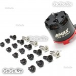 1 Pcs EMAX RS1106 6000KV MINI Brushless Motor For RC FPV 120 130 Racing Drone