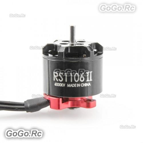 1 Pcs EMAX RS1106 II 6000KV MINI Brushless Motor For RC FPV 120 130 Racing Drone