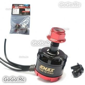 EMAX RS1306 3300KV Brushless CCW Motor For FPV Mini Quad Racing FPV Multicopter