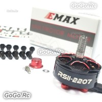 Emax RSII 2207 1600KV CW Thread Brushless Motor for RC FPV Racing Drone